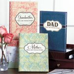 Mother Tell Me Your Story Guided Journal - 1
