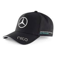 nico-rosberg-mercedes-amg-petronas-special-edition-cap-black