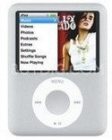 Apple iPod nano 4 GB Silver, Clamshell Package (3rd Generation) OLD MODEL