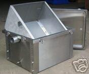 Buy Steel Grease Interceptor 20GPM (Drain-Net Sinks, Plumbing, Sinks)