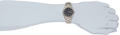 Seiko Men's SGG709 Titanium Case and Bracelet Watch
