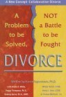 img - for Divorce: A Problem to Be Solved, Not a Battle to Be Fought by Karen Fagerstrom (1997-09-03) book / textbook / text book