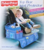 Fisher-Price Toy Box Seat Protector