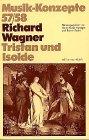 Richard Wagner. Tristan und Isolde (M...