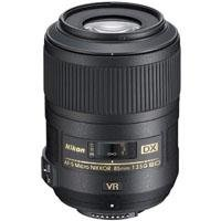 Nikon 85mm f/3.5G AF-S DX ED VR Micro Nikkor
