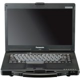 Panasonic Toughbook 53 CF-53ASGHX1M 14 LED Notebook Intel Core i5-2520M 2.50 GHz 4GB DDR3 320GB HDD DVD SuperMulti DL Intel HD 3000 Graphics Come clean Windows 7
