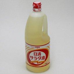 日清オイリオ サラダ油 1300g