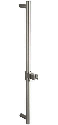 Kohler K-9069-BN 24-Inch Shower Slide Bar, Vibrant Brushed Nickel