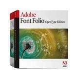 Font Folio Open Type 1.0 5-Pack (PC/Mac)