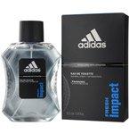 Adidas Fresh Impact 3 4 Fl oz Eau De Toilette Spray Men by Adidas