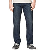 Big & Tall Regular Fit Stretch Denim Jeans