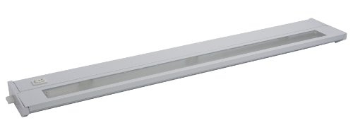 American Lighting 043X-3-Wh Priori Xenon Undercabinet Hardwire Light, 60-Watts, Hi/Low/Off Switch, 120-Volt, 22-Inch, White