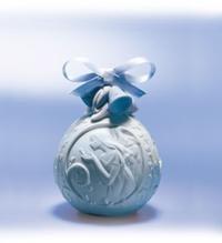 Lladro 2001 Christmas Ball