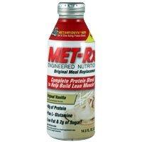Met-Rx Omr Rtd Vanilla 14.5 Oz 12 Ct