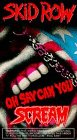 Oh Say Can You Scream [VHS]