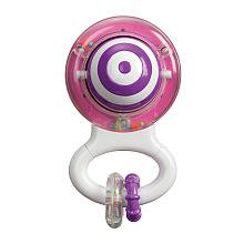 Pop & Play Rattle Pod - Pink