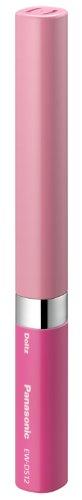 Panasonic 音波振動ハブラシ ポケットドルツ キッズ(ひとり磨き用) ピンク EW-DS12-PKD