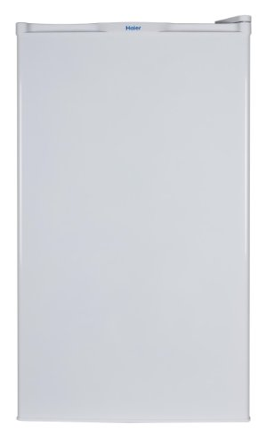 Haier HNSE04 4.0 Cubic Feet Refrigerator/Freezer, White