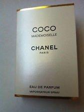 COCO discount duty free [Paris fragrance] Coco Mademoiselle Eau de Parfum Perfume Sample EDP Travel 1.5 ml