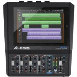Alesis iO MIX | 4-Channel Audio Interface / Mixer for iPad (Tamaño: 4X4X4)