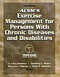 img - for ACSM's Exercise Management for Persons with Chronic Diseases and Disabilities-3rd Edition [Hardcover] book / textbook / text book