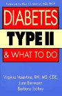 img - for Diabetes Type II and What to Do book / textbook / text book