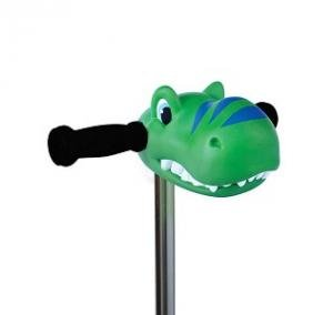 Scootaheadz Kids Dinosaur and Horses T-Bar Kick Scooter Accessory Toy,Danny Dino Green Toy (Tad Special Service compare prices)