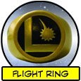 Legion of Super Heroes Flight Ring - 1
