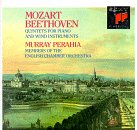 Mozart/ Beethoven: Quintets for Piano & Winds