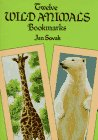 Twelve Wild Animal Bookmarks (Dover L...
