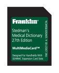 Franklin 2003 Stedman'S Medical Dictionary Mmc