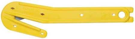 Film and Foam Cutter, 8-1/2 in., Yellow