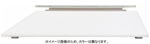 [Pan trap?ze de verre de corps / ?cran n'est pas cach?] Black KS-244BK DRETEC ?chelle num?rique 2 kg