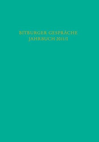 bitburger-gesprache-jahrbuch-2011-i-54-bitburger-gesprache-zum-thema-die-europaische-union-nach-liss