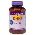 Natrol DHEA 25mg, 300 Tablets