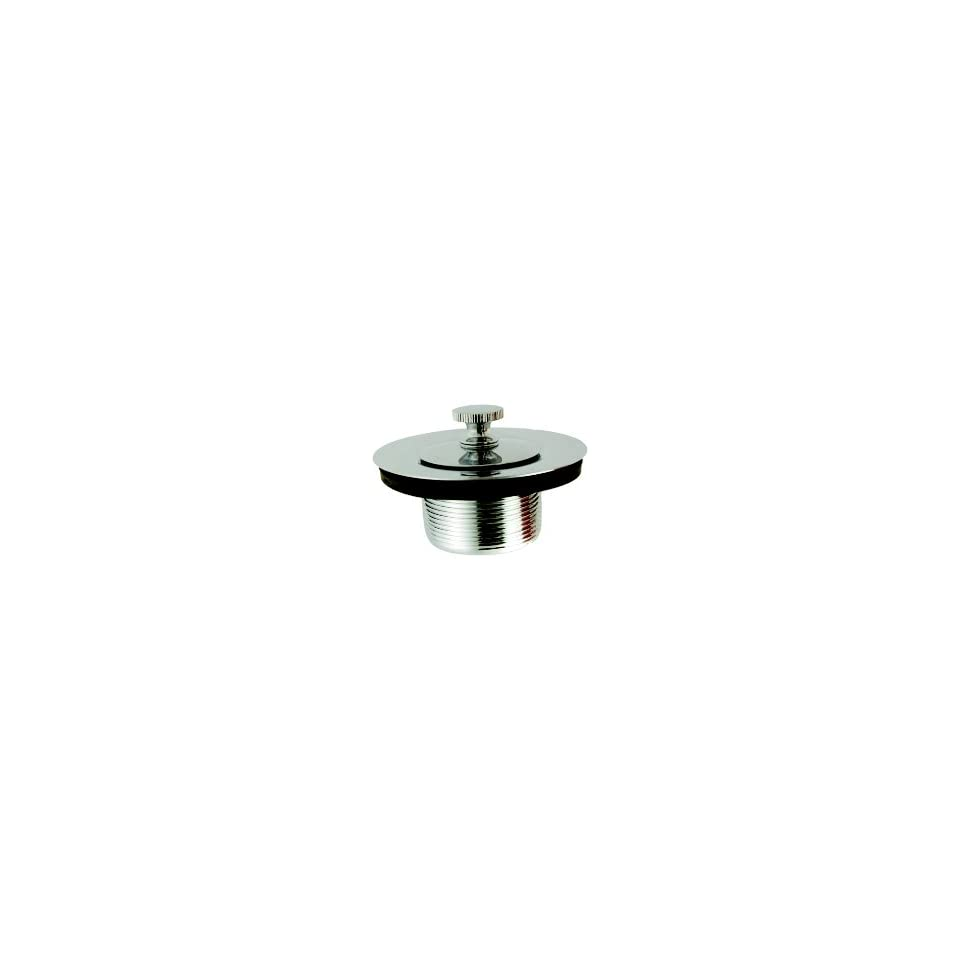 Price Pfister Lift & Turn Tub Stopper   Chrome   Flange/Stopper,Drain,Turnstop   Price Pfister 35266