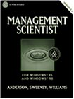 The Management Scientist: Version 5.0 for Windows 95 and Windows 98