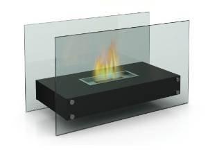 FireFriend DF-6510 - Chimenea de bioetanol