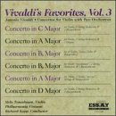 Favorites 3: 6 Ctos for Violin & 2 Orchestras