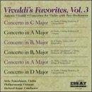 Vivaldi's Favorites, Vol. 3: Concertos for Violin with Two Orchestras
