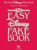 The Easy Disney Fake Book - Key of C
