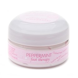 Naturally Upper Canada Peppermint Cracked Heel Treatment 58 g cream