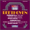 Beethoven: Symphonies Nos. 6 `P