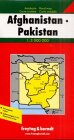 Carte routi�re : Afghanistan, Pakistan