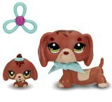 Littlest Pet Shop Figures Dachshund a…