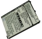 Battery for HP HSTNH-C19C, iPAQ Data Messenger 1140mAh - 490165-001 502920-003 506674-001 6ATHBE01BPWL4E8 HSTNH-W19B-S