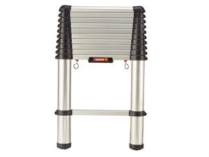 Telesteps 60233101 3.3m Line Telescopic Ladder - Black