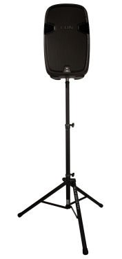 Ultimate Suppport Ts-80 Black Tripod Speaker Stand