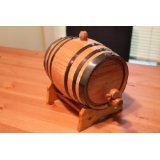 Bluegrass Whiskey Barrel - Small