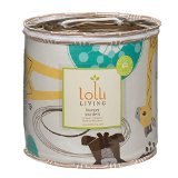 Lolli Living Zig Zag Zoo Bumper Menagerie, Multi